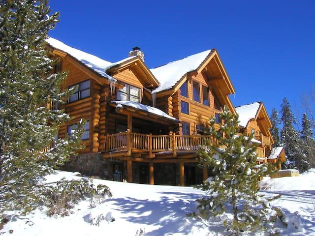Douglas Fir Lodge - Silverthorne - Rumah