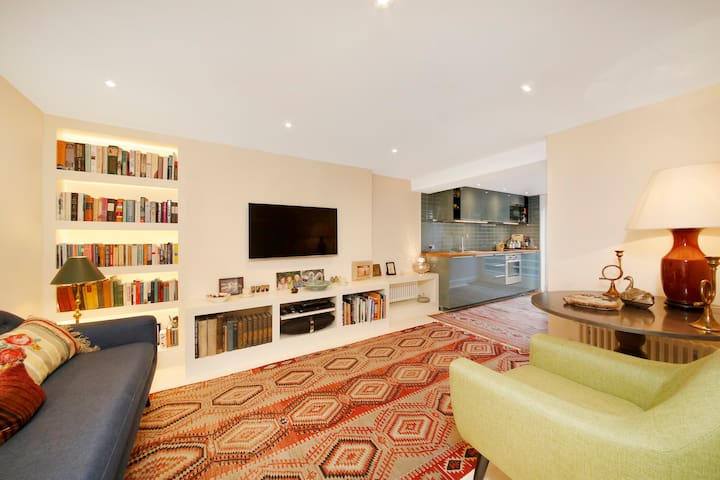 Amazing Notting Hill 2 Bed Garden Home Near Tube