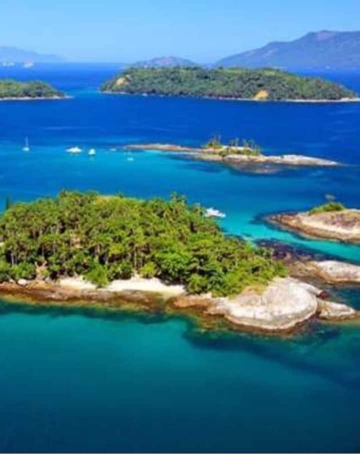 Dream Island,  Ilha Grande - Angra dos Reis - Rio