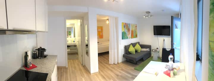 Exkl. 1,5 Z Stadt Apartment City Reutlingen WLAN