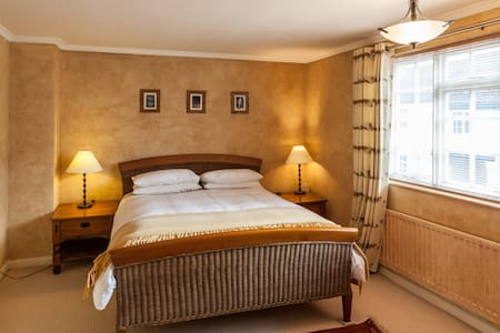 Large double  in 200yr old cottage - Stokesley - Dům