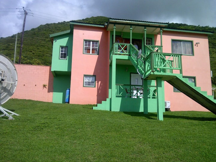 A lovely, private, apartment in Basseterre