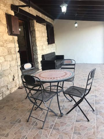 Small and cozy house in the center of Pissouri