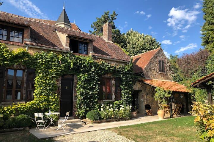 Charmante maison de campagne Bourguignonne