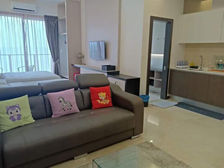 Seaview B31 BLeisure WI-FI 海景公寓 SilverScape