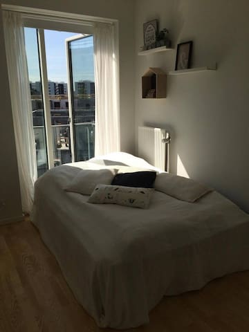 Modern room in apartment in the centre of Aarhus - Aarhus - Byt