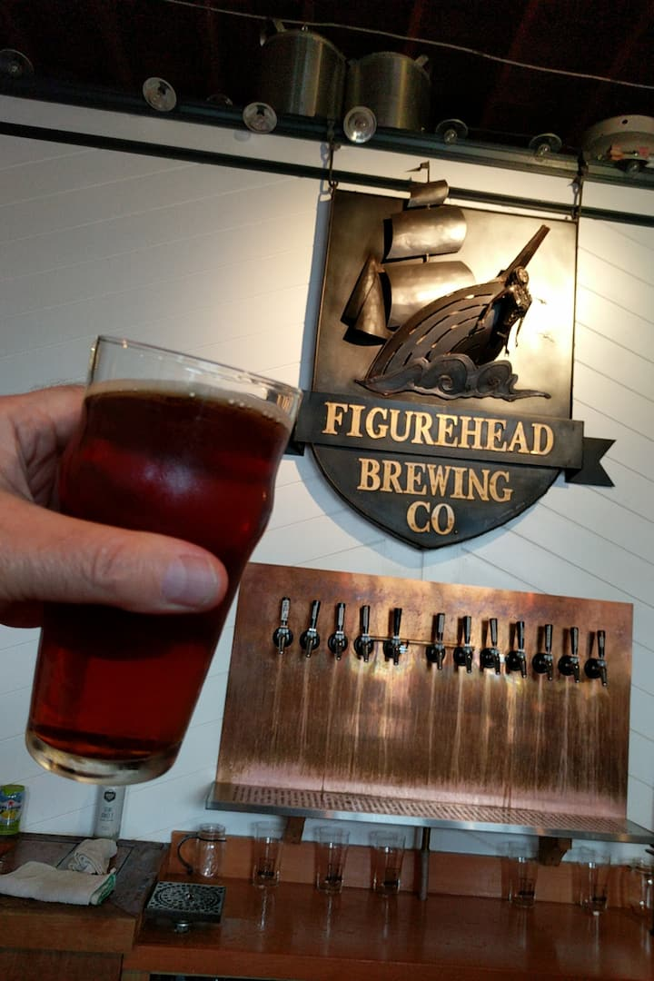 Cheers at Figurehead