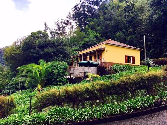 Schönes Haus mit Meerblick & Balkon