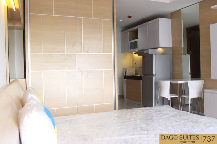 BRAND NEW Studio Apartment in DAGO!