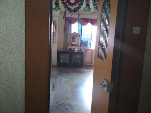 Entry to house