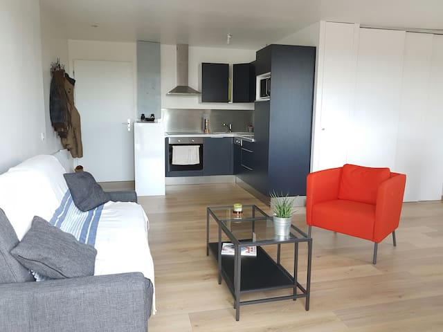 Beau Studio Lumineux - Yerres - Apartamento