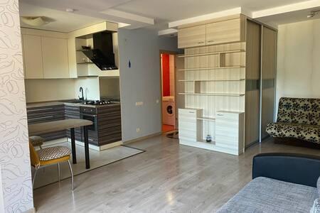 Ivetta's apartment