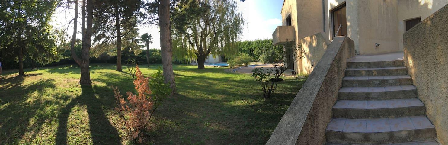 Maison des Cyprès (logement partagé)