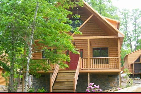 Stair Free Entry & Pool open! Boo Bear's Chalet