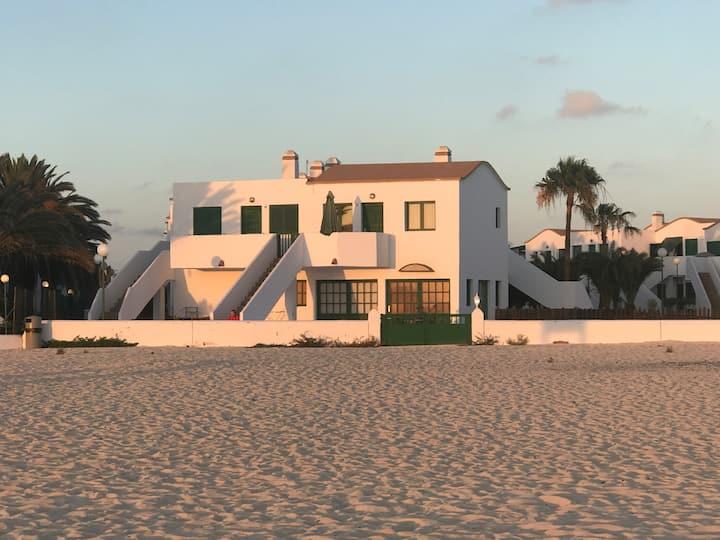 El Cotillo Los Lagos Beach front apartment