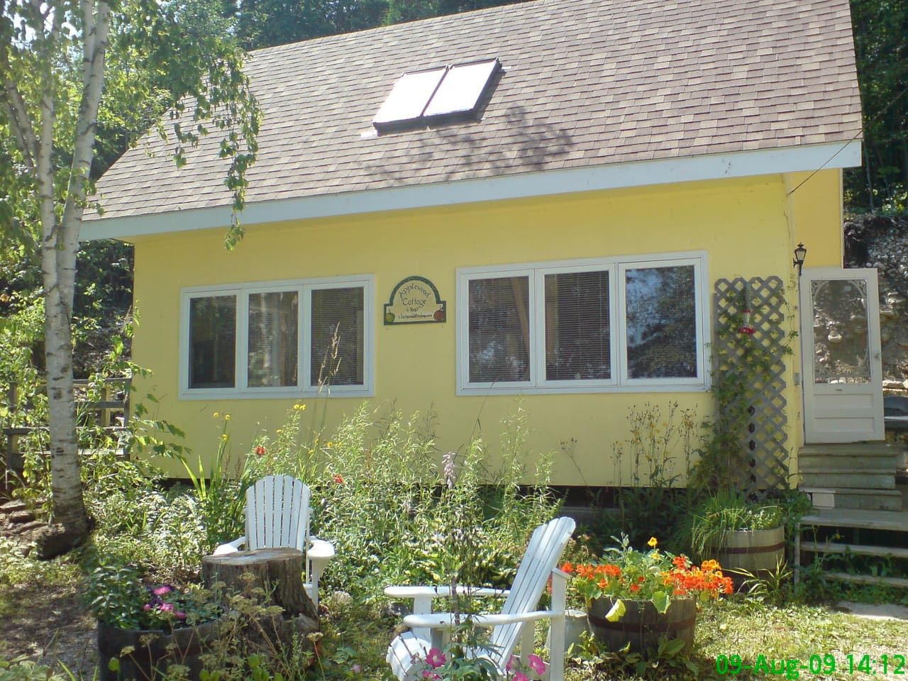 alcona barrie rental cottage rent in cottages vacation stone br rentals for cedar