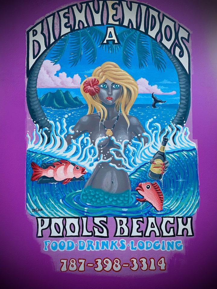 Puntas Beach house & two villas~ Private Pool!