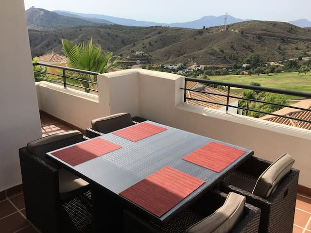 Beautiful appartment with stunning mountain views