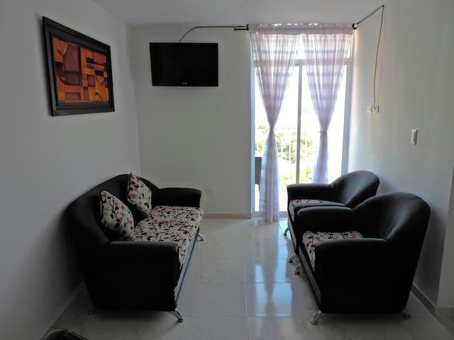 Apartamento Santamore II - San Gil