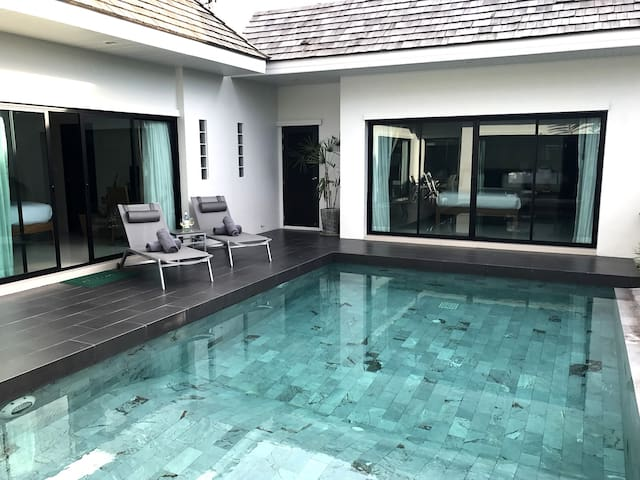 Layan Tara 3 Bed Modern Pool Villa - TH - Villa