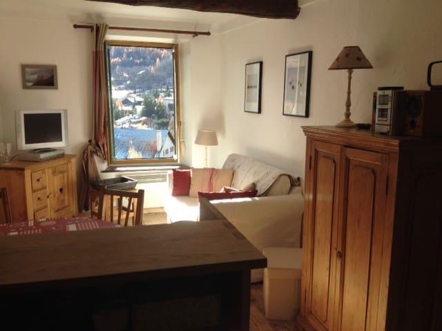 Duplex style chalet - La Salle-les-Alpes - Apartment