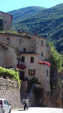 Casa in Valnerina - Piedipaterno - Piedipaterno