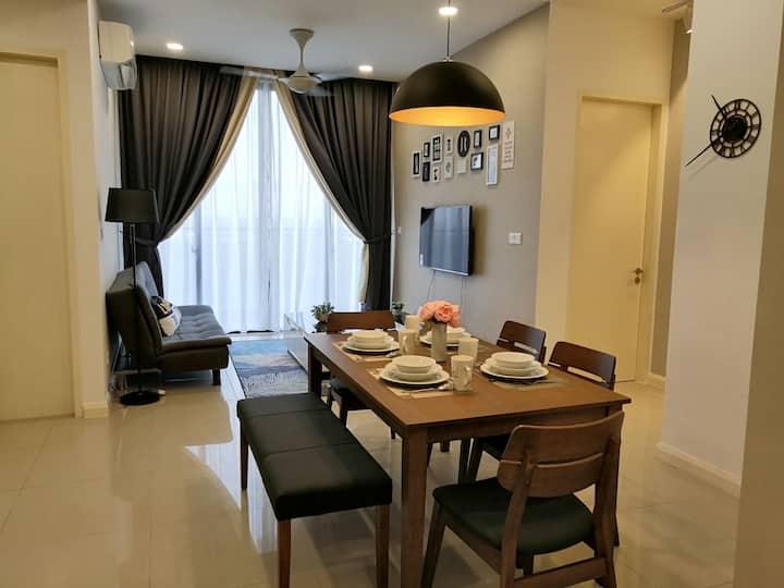D'Pristine Residences @ Medini #Legoland [TGP]