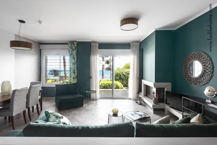 #Luxlikehome Mediterranee Beachfront Summer House