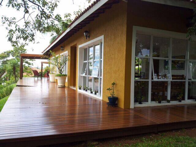 Condomínio Veleiros de Ibiúna..linda casa de campo - Ibiúna