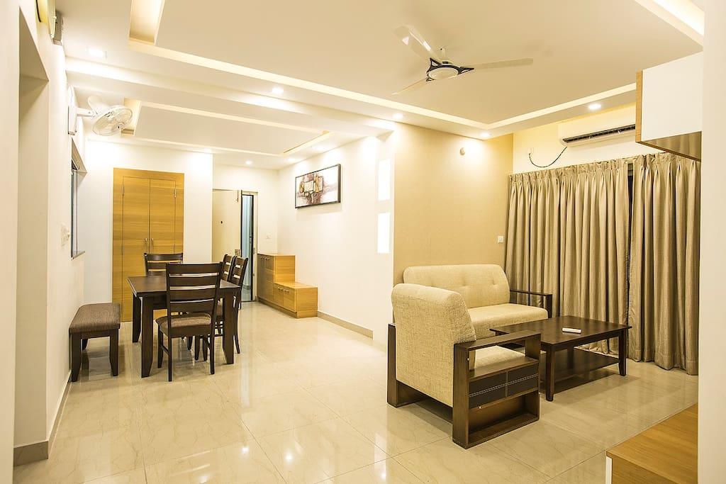 Luxury 3bedroom apartment near chennai airport apartments for rent in chennai tamilnadu india for 3 bedroom apartments in chennai