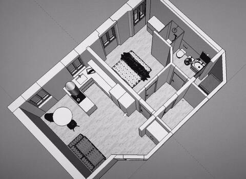 KOKO TINY HOUSE   Bilocale Minimal