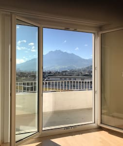 Very nice apartment in the centre of Lucerne