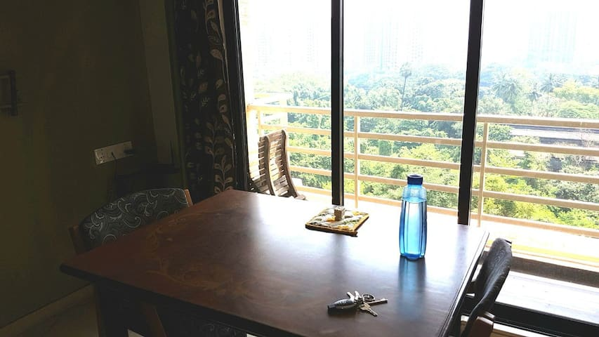 Thane Home with a View