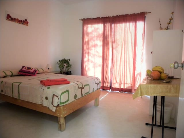 LOVELY AND SAFE ROOM IN BAHIAS DE HUATULCO - Crucecita - Ev