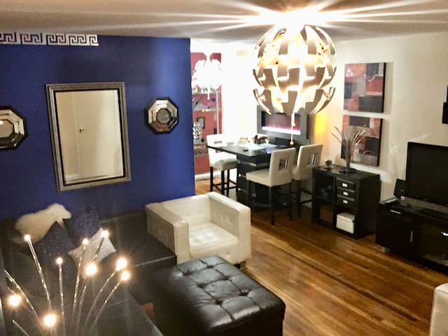 Great apart in Union City NJ, a few mins from NYC