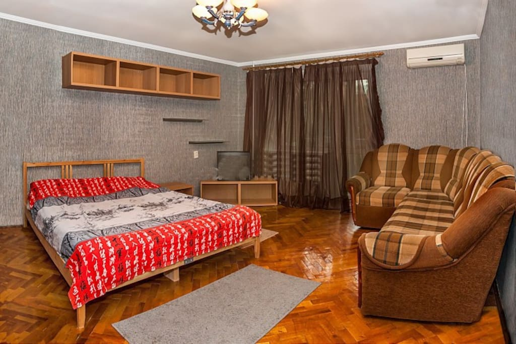 """VIP"" apartment in the city center"