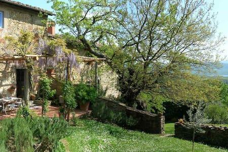 Beautiful old Farmhouse in Tuscany - Barberino di Mugello