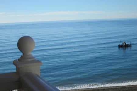 Balcon del mar (WIFI) - El Morche - Apartamento