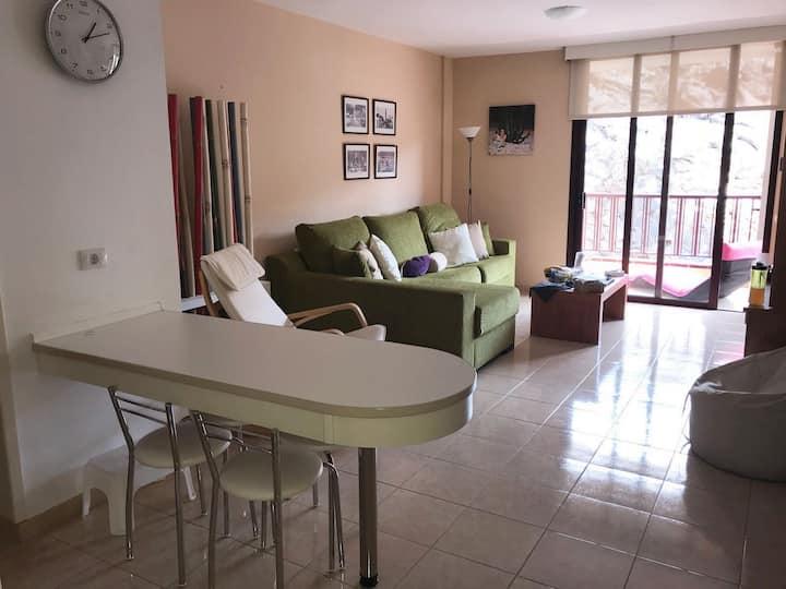 Acogedor Apartamento Puerto Santiago