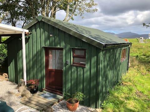 Cosy cabin on the Isle of Skye