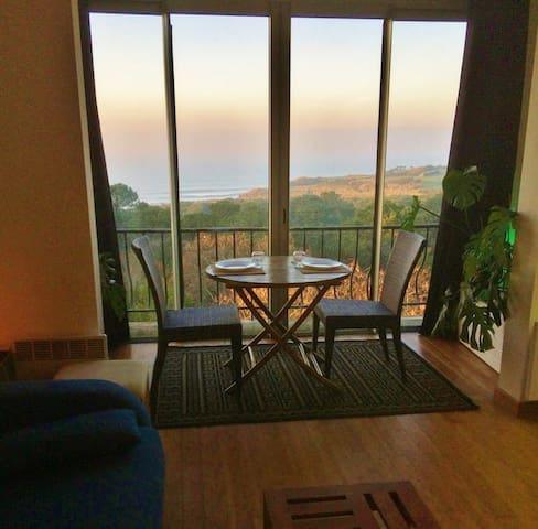 Studio Bidart Magnifique vue mer plages à 5min