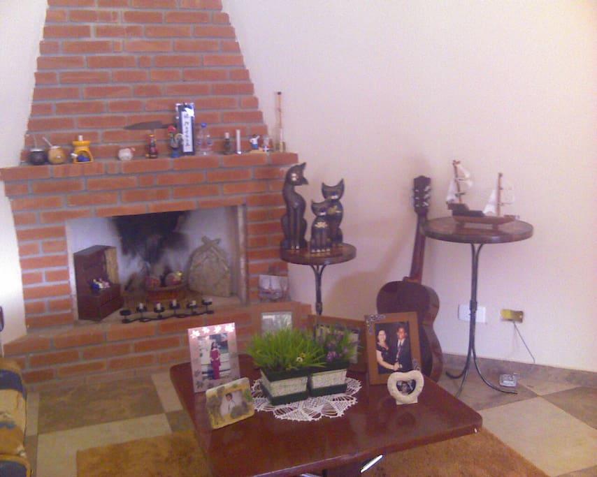 Personal room - Sala intima
