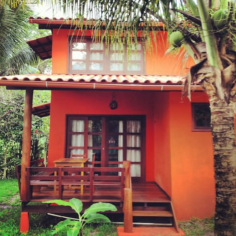 Chalé indipendente Laranja - Gamboa - Casa