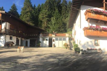 Ruhe und Erholung - Rodeneck - Квартира