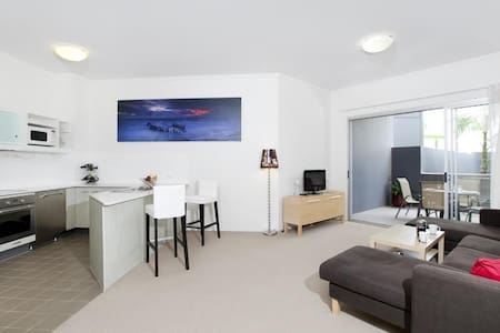 One Bedroom Self Contained Unit - South Brisbane