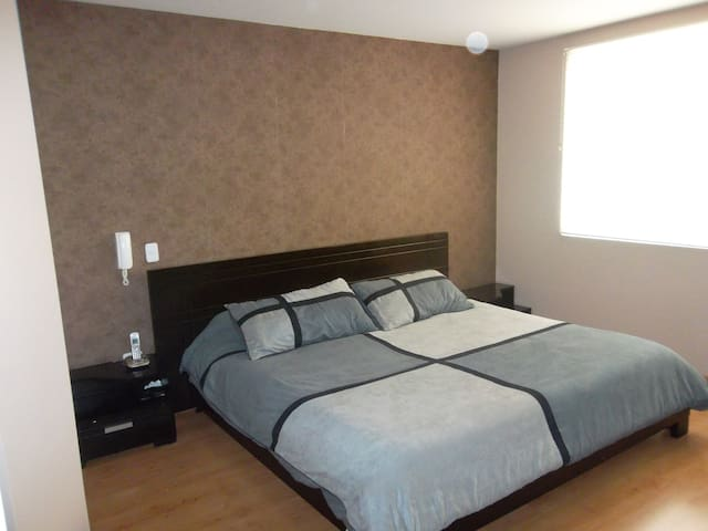 Apt,furnished, 2 bedrooms, parking. - Cuenca Canton