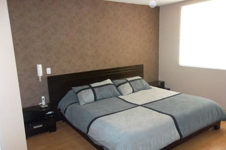 Apt,furnished, 2 bedrooms, parking. - Cuenca Canton - Wohnung