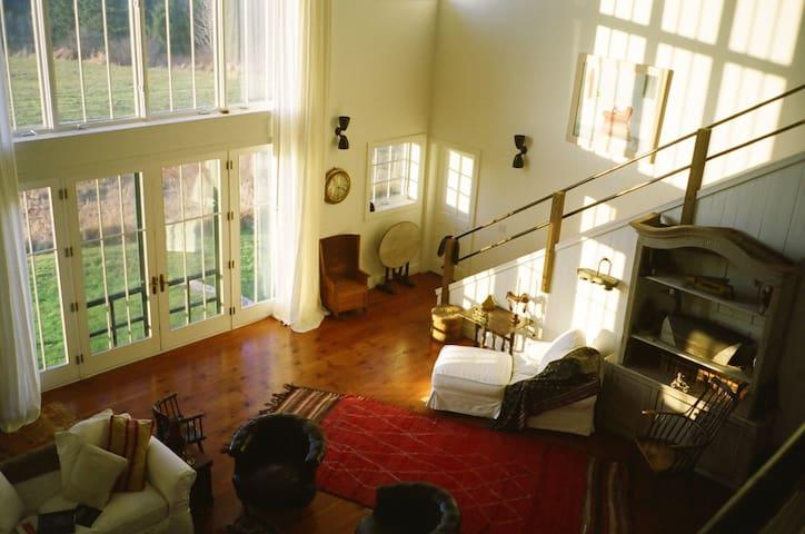 Telfer Hill Farm: cosy elegance - Barton - House