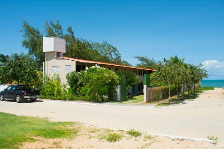 Suíte beira-mar Jacumã (2)