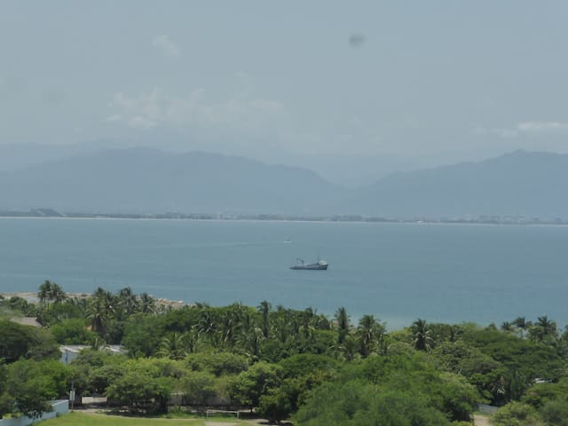 Luxury Condo with Ocean View - La Cruz de Huanacaxtle - Apartment
